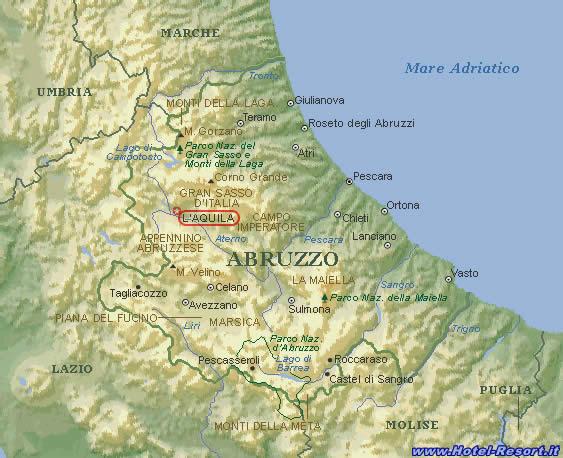 Prenotazione Hotel in Abruzzo - Hotel in Abruzzo ...